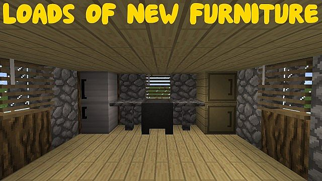 a3fb1  MrCrayfishs Furniture Mod 1 MrCrayfish's Furniture Screenshots