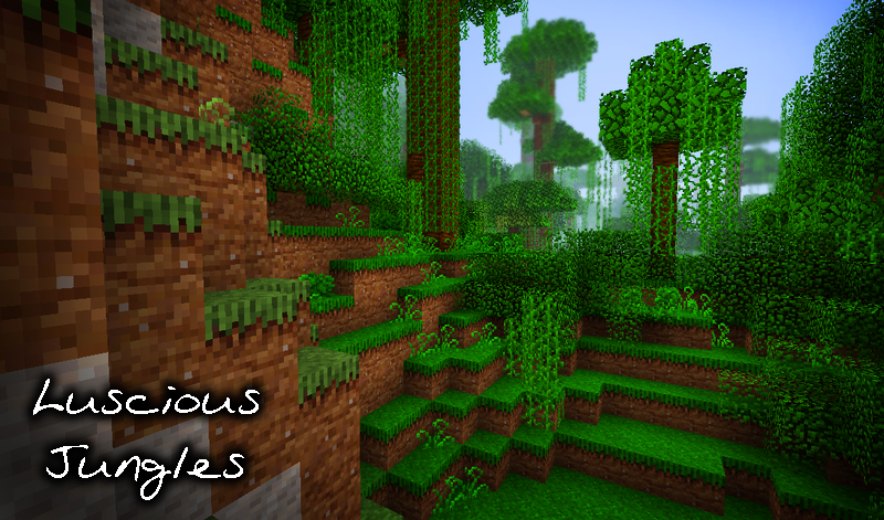bb249  Jehkobas fantasy texture pack 2 [1.7.2/1.6.4] [16x] Jehkoba's Fantasy Texture Pack Download