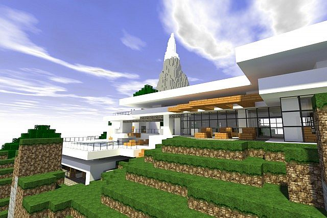 ca19b  Modern hd texture pack 1 [1.7.2/1.6.4] [64x] Modern HD Texture Pack Download