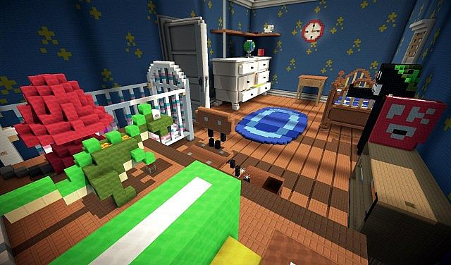 caf43  Toy Story 2 Map 3 Toy Story 2 Adventure Map (Polish version) for Minecraft