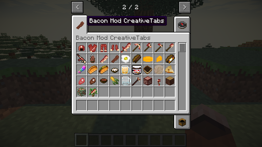 cbc42  Bacon Mod 1 Bacon Screenshots