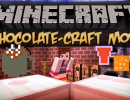 Chocolatecraft Mod for Minecraft 1.4.6/1.4.5