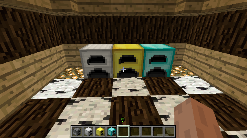 d288a  Better Furnaces Mod 1 Better Furnaces Mod for Minecraft 1.4.5
