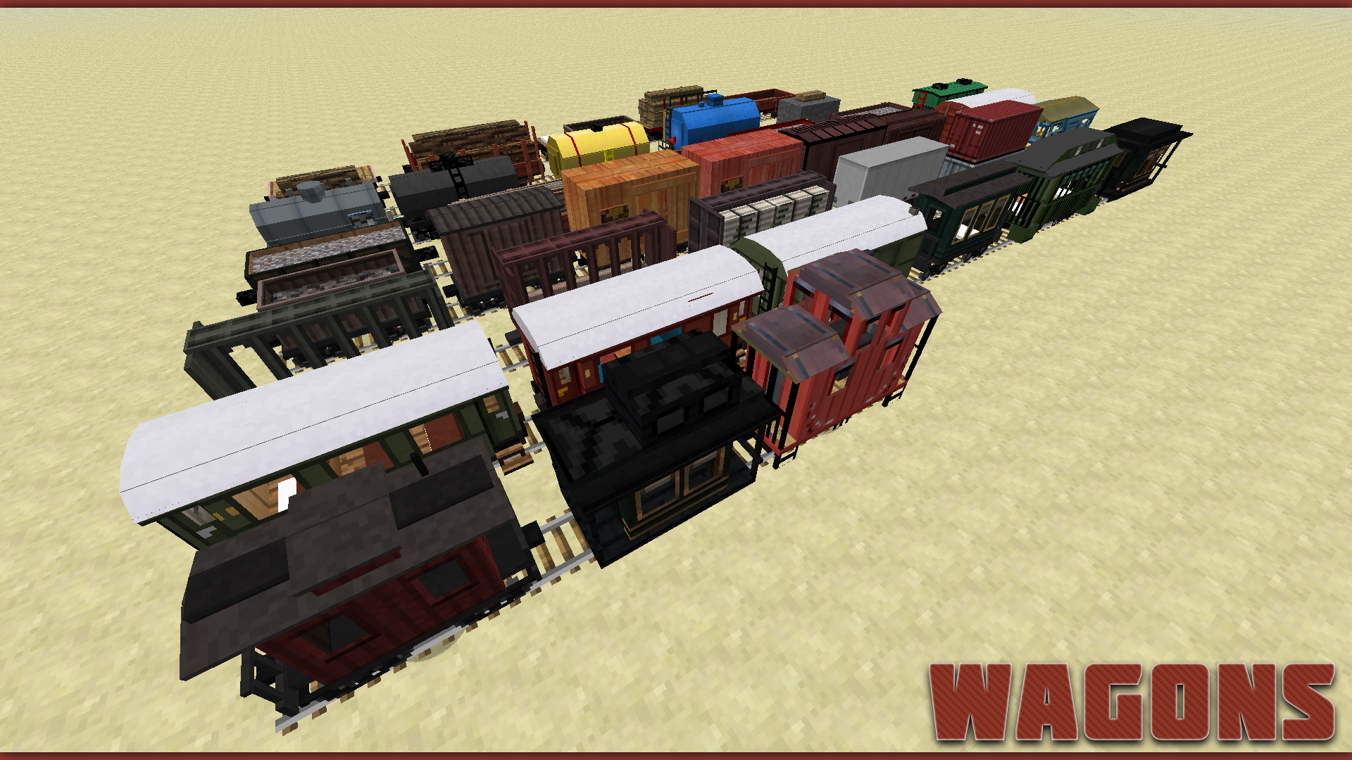 ddc03  Wagons1 Traincraft Screenshots