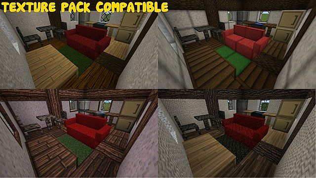 f08c7  MrCrayfishs Furniture Mod 5 MrCrayfish's Furniture Screenshots