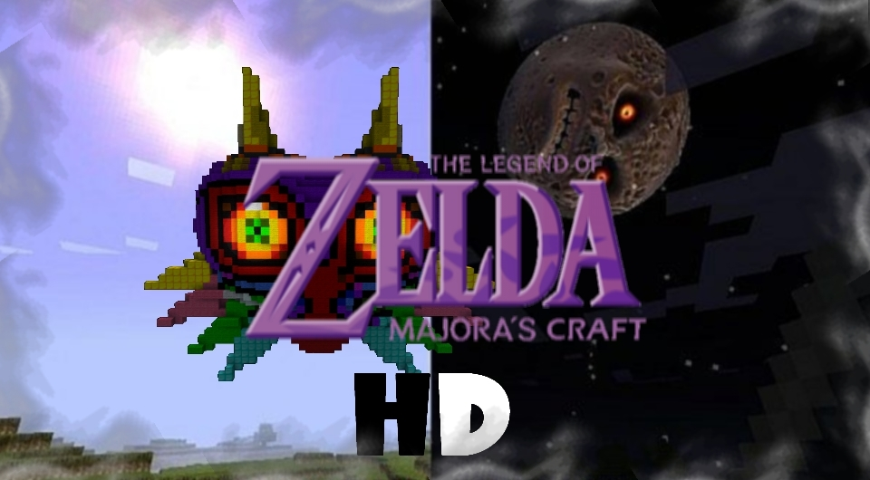 X Legend Of Zelda Craft HD Texture Pack Download - Skins para minecraft zelda