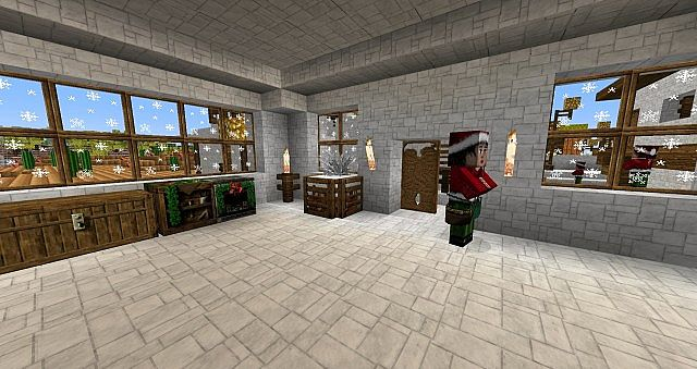 f8146  Herrsommer christmas carol 5 [1.4.7/1.4.6] [64x] HerrSommer Christmas Carol Texture Pack Download