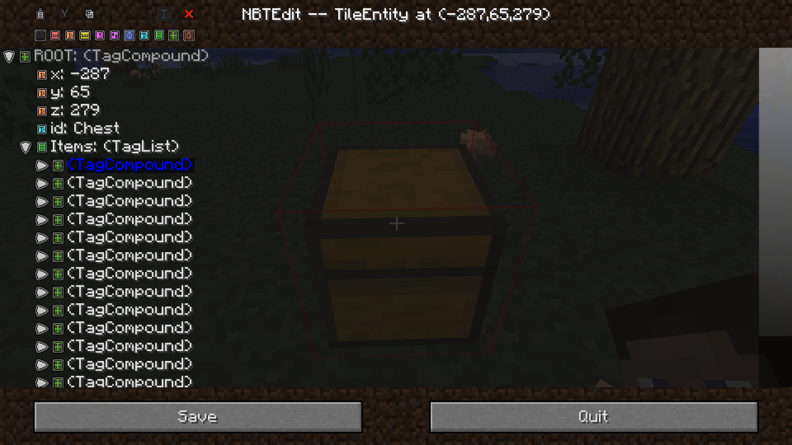 fb0c8  In Game NBTEdit Mod 1 [1.5.2] In Game NBTEdit Mod Download