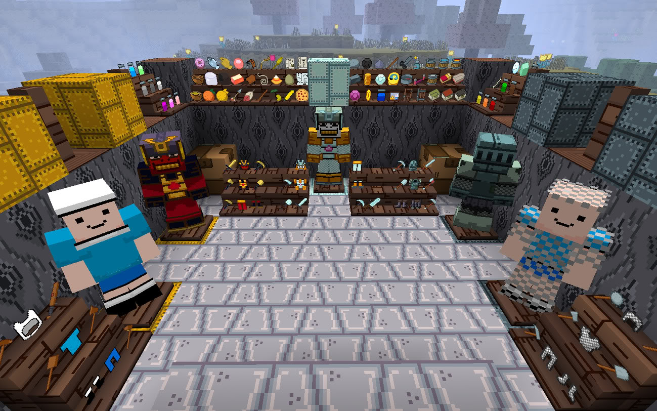 8.8.8/8.8.8] [38x] Adventure Time Texture Pack Download