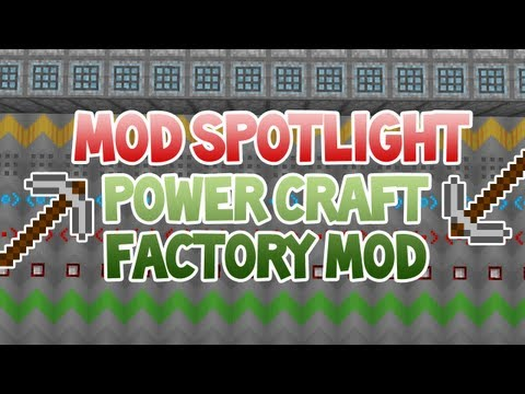 hqdefault 13 [1.4.7/1.4.6] Power Craft Mod Download