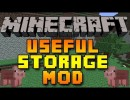 Useful Storage Mod for Minecraft 1.4.5
