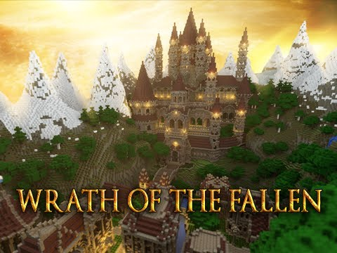 hqdefault 9 Wrath of the Fallen Map for Minecraft