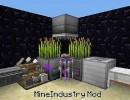 MineIndustry Mod for Minecraft 1.4.5