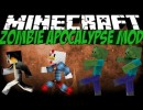 Zombie Apocalypse Mod for Minecraft 1.4.5