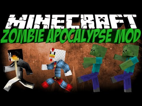 img 477804 zombie apocalypse mod minecraft better zombies mod showcase Zombie Apocalypse Mod for Minecraft 1.4.5