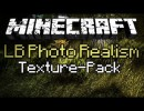 [1.4.7/1.4.6] [32x] LB Photo Realism Texture Pack Download