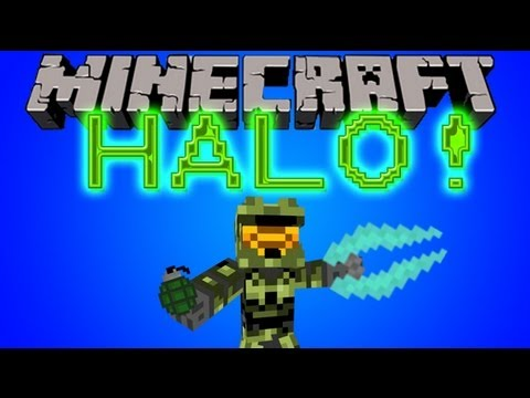 0 40 Halo Mod for Minecraft 1.4.7/1.4.6