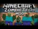 [1.4.7] ZombieTech Mod Download