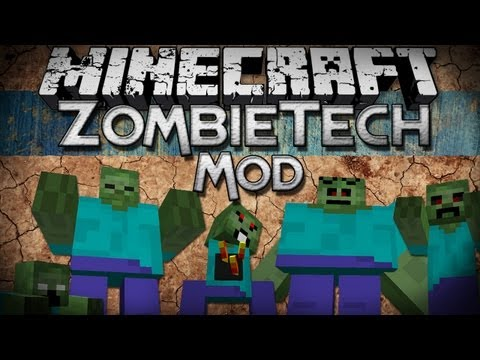 0 54 [1.4.7] ZombieTech Mod Download