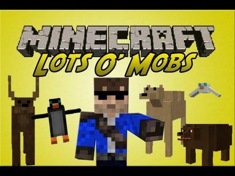 0 58 [1.4.7] LotsOMobs Mod Download