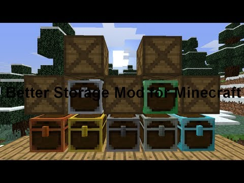 0 63 [1.4.7] Better Storage Mod Download