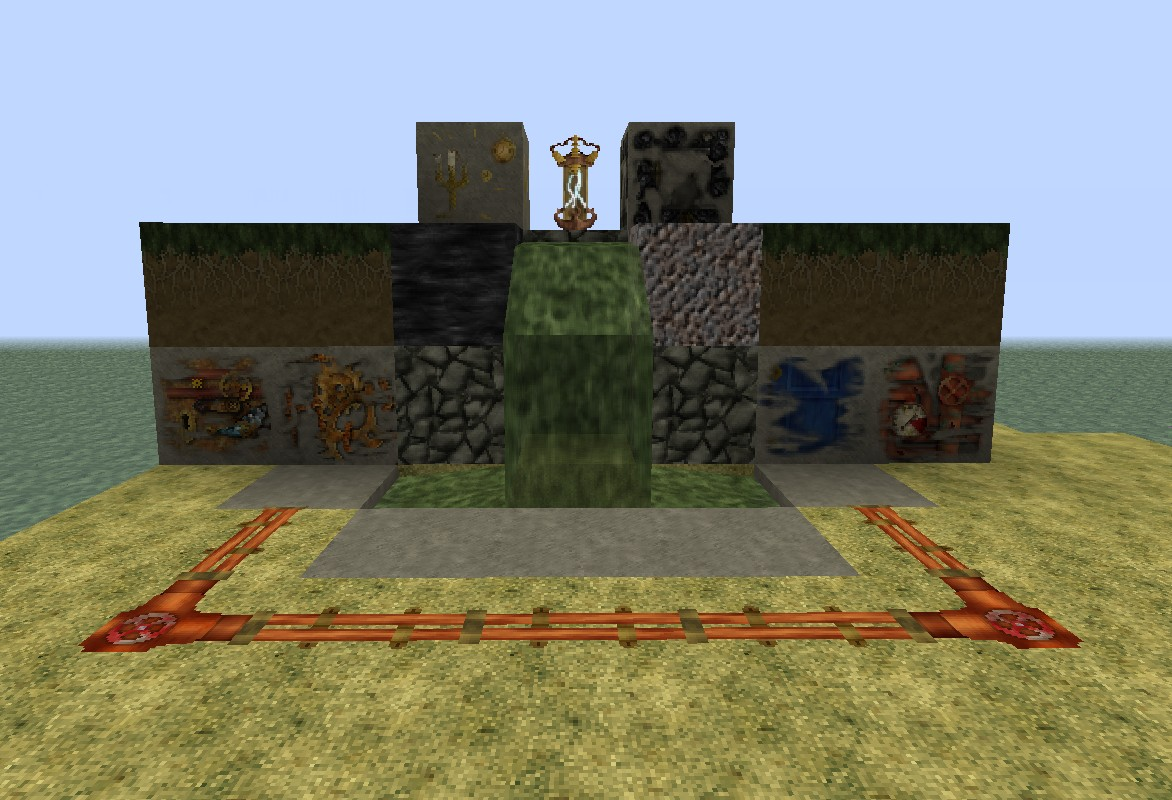 088e3  Broken anachronism texture pack [1.7.10/1.6.4] [64x] Broken Anachronism Texture Pack Download