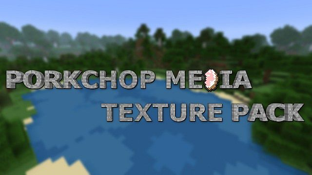 13727  Porkchop media texture pack [1.9.4/1.8.9] [64x] Porkchop Media Texture Pack Download