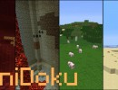 [1.7.2/1.6.4] [16x] MiniDoku Texture Pack The Saga Continues Download