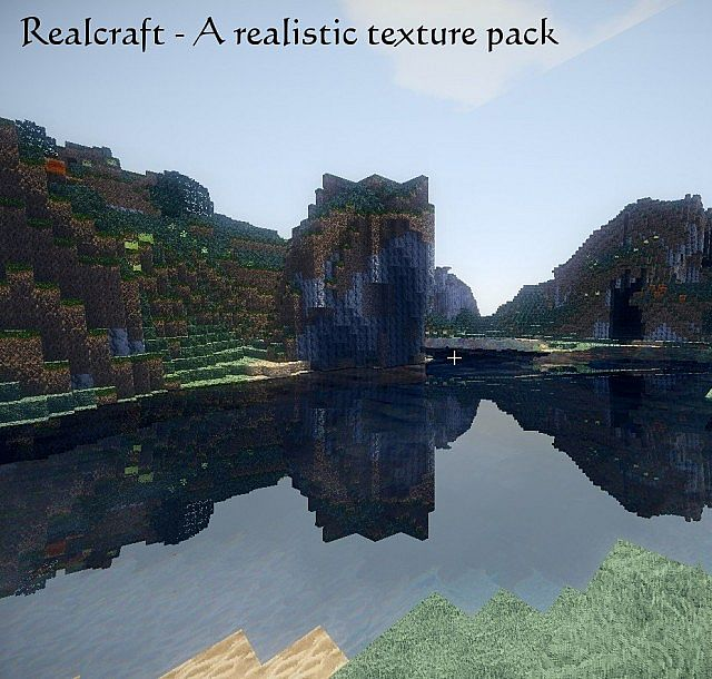 495c5  Realcraft texture pack [1.4.7/1.4.6] [128x] RealCraft Texture Pack Download