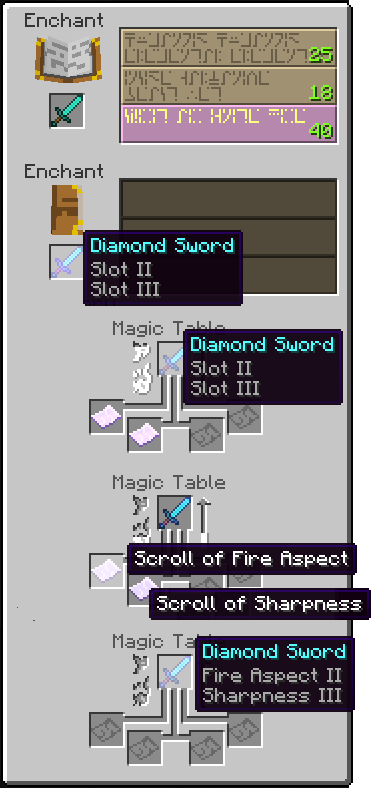4c63d  resultuk [1.5.1] Craft and Enchant Mod Download