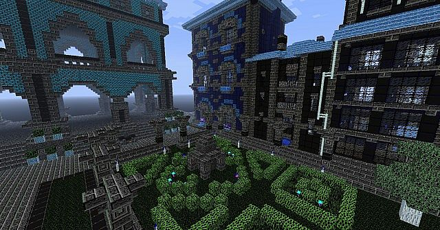 520c5  Darkcraft texture pack 1 [1.4.7/1.4.6] [16x] DarkCraft Texture Pack Download