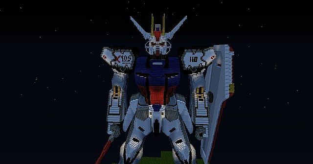 586f7  GAT X105 Aile Strike Gundam Map 4 GAT X105 Aile Strike Gundam Map Download