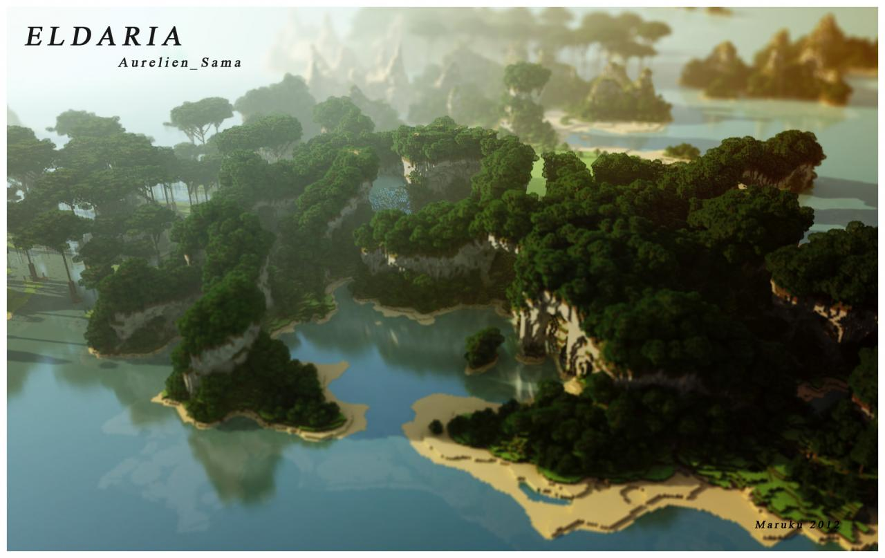 1 4 7 Tropica Islands Map Download Minecraft Forum