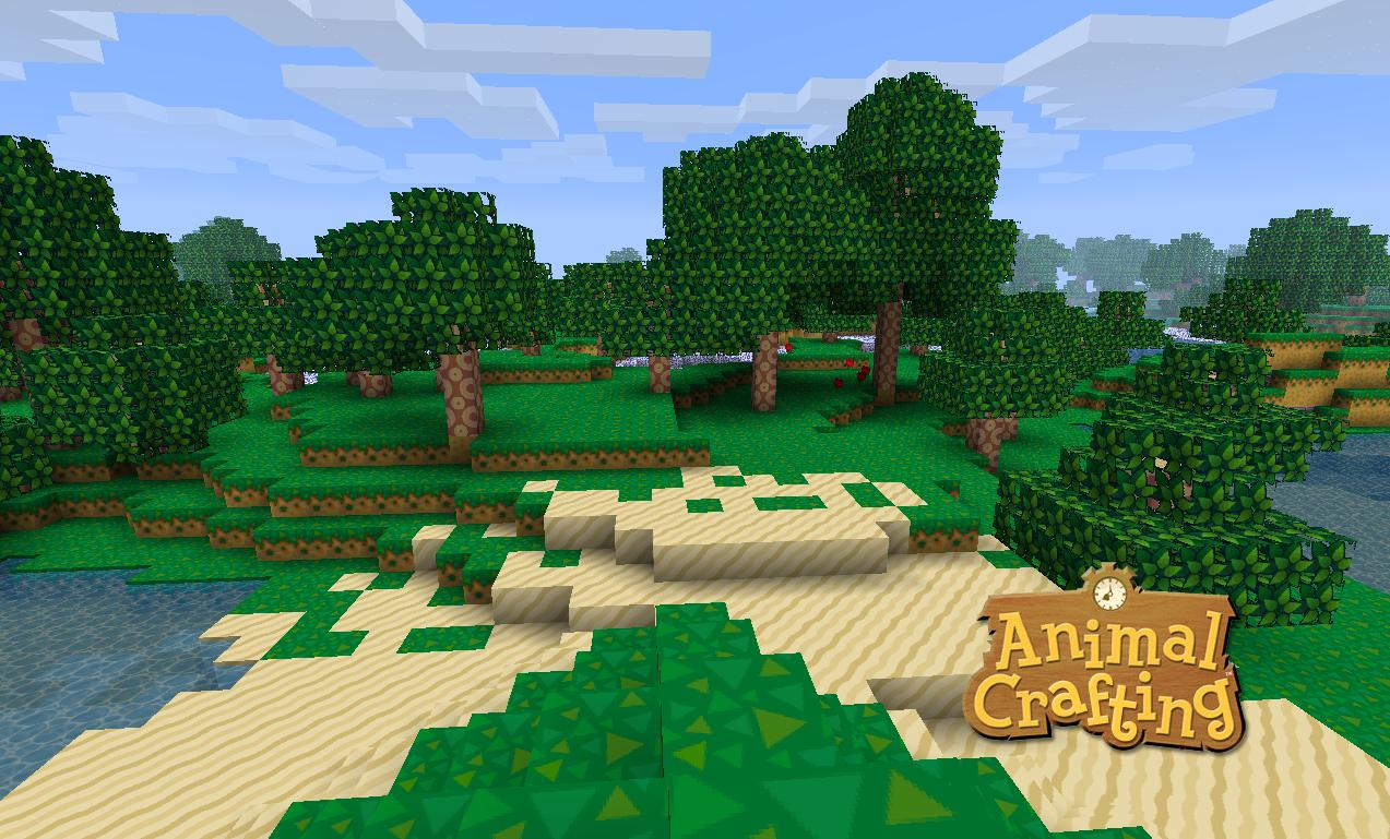63c2e  Animal crafting texture pack 3 [1.4.7/1.4.6] [64x] Animal Crafting Texture Pack Download