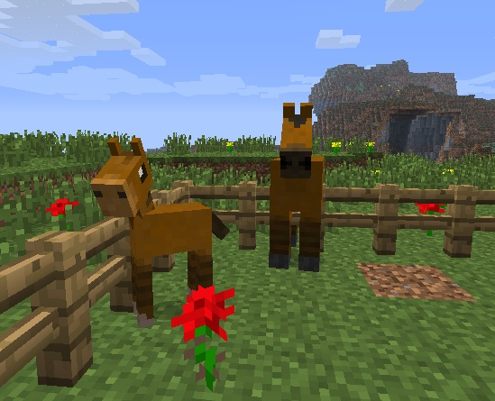 Roxa's Horses Mod