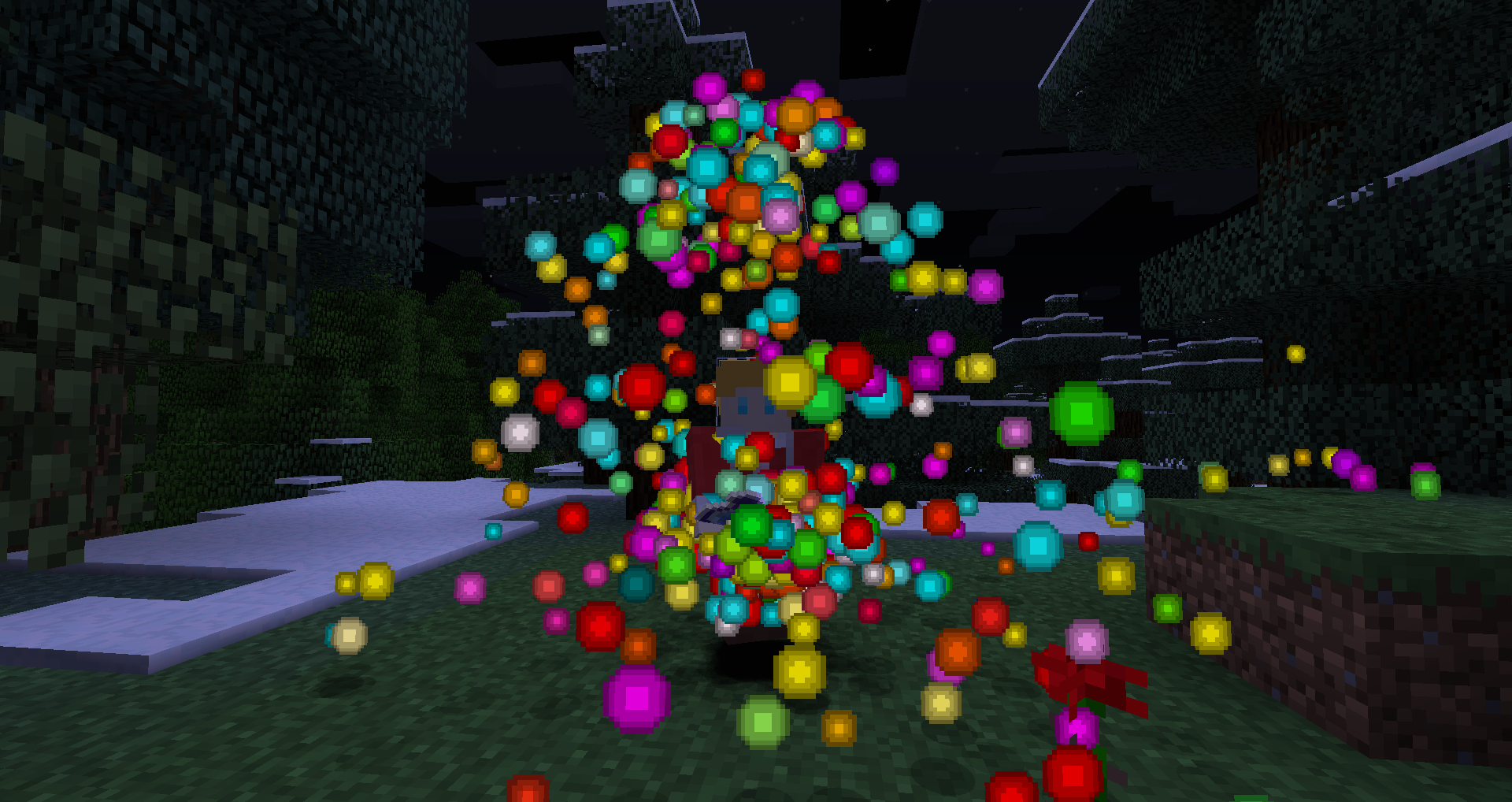 http://minecraft-forum.net/wp-content/uploads/2013/01/674e6__Rainbow-Xp-Mod-1.png