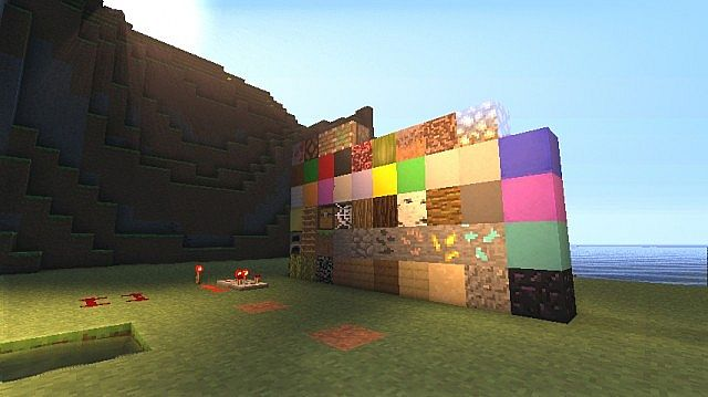 6d323  Walrus craft texture pack 1 [1.4.7/1.4.6] [32x] Walrus Craft Texture Pack Download