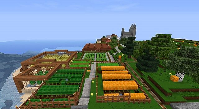 85e9f  Marvelouscraft texture pack 4 [1.4.7/1.4.6] [64x] MarvelousCraft Texture Pack Download