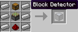 85f95  blockdetector YonderCraft Recipes