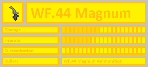 8d20a  wf44magnum Warfield 3 Recipes