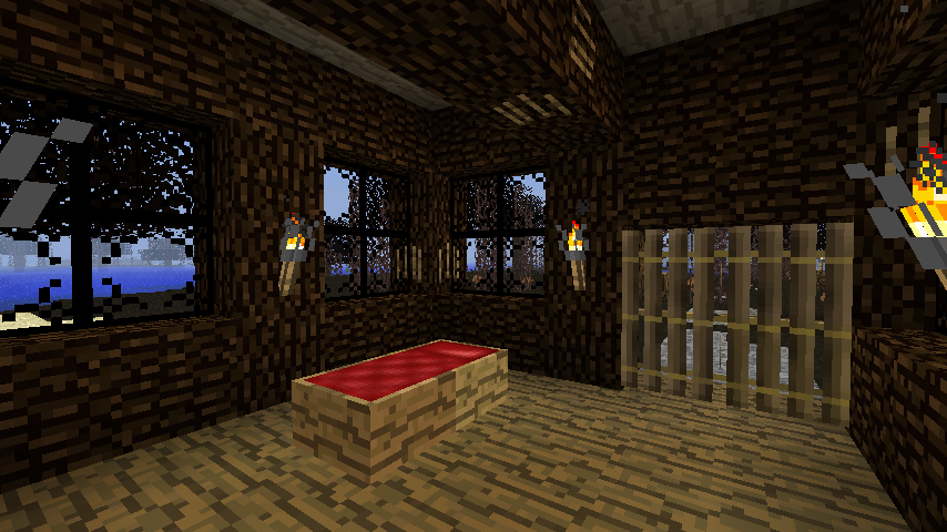 8f248  Haunted texture pack [1.4.7/1.4.6] [16x] Haunted Texture Pack Download