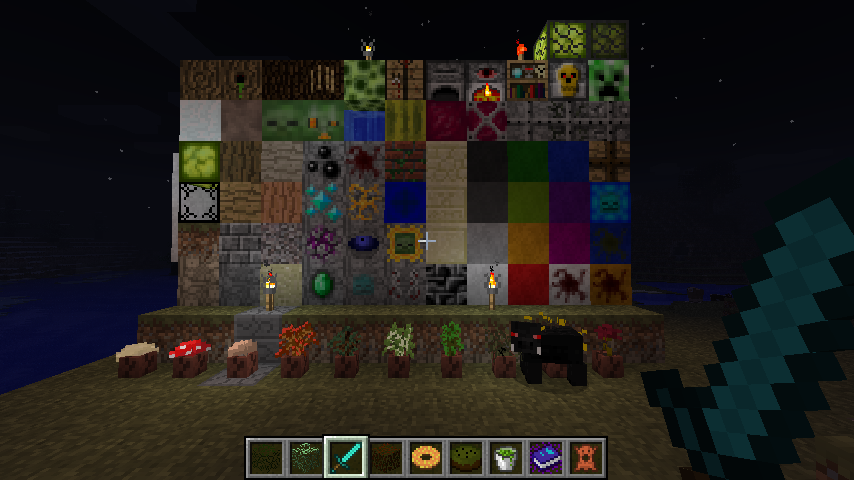 8f248  The fool76s texture pack [1.4.7/1.4.6] [16x] Haunted Texture Pack Download