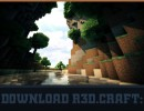 [1.7.2/1.6.4] [32x] R3D.CRAFT Texture Pack Download