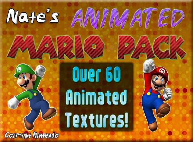 9bbe5  Nates mario texture pack [1.4.7/1.4.6] [16x] Nates Mario Texture Pack Download
