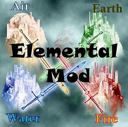 1 4 7] Elemental Mod Download | Minecraft Forum