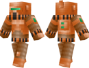 Steampunk Knight Skin for Minecraft