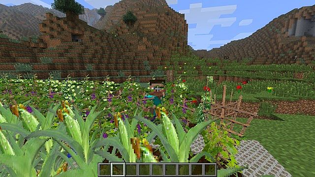 a1d58  Plants and Food Mod 2 Plants and Food Screenshots