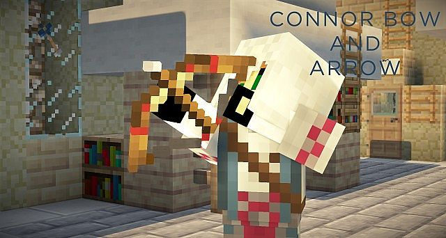 a4a6f  Assassins creed texture pack 4 [1.4.7/1.4.6] [16x] Assassins Creed Texture Pack Download