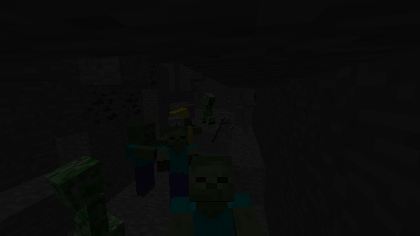 a6171  sVAyg You Are the Creeper 2 Mod for Minecraft 1.4.7/1.4.6