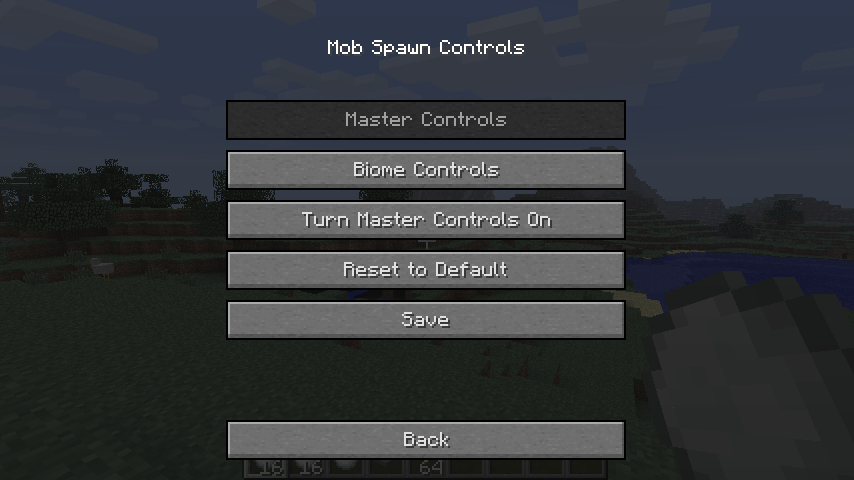 b47b5  Mob Spawn Controls Mod 1 Mob Spawn Controls Screenshots